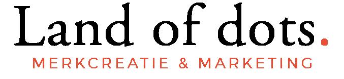 Land of Dots_Logo_zwart